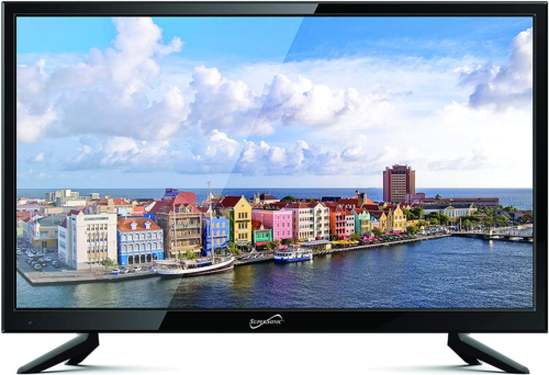 supersonic 19 inch led widescreen hdtv w