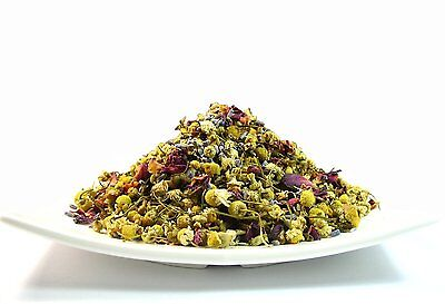 Chamomile Lavender Organic Loose Tea -for relaxing and  better sleeping Tea 1