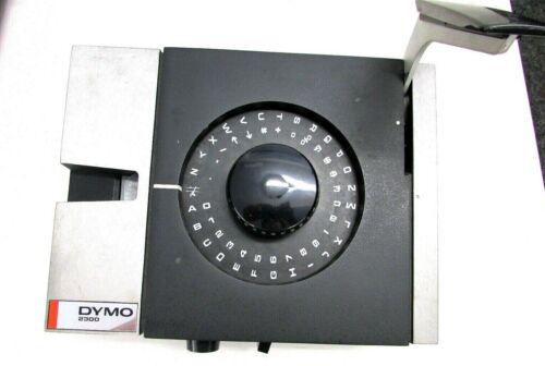 DYMO MODEL 2300 TAPEWRITER