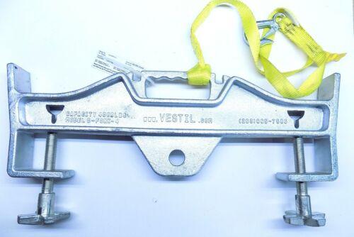 Vestil D-fork-4-s Hoisting Hook Double Swivel 4000 Lbs