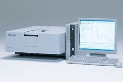 Shimadzu Double Monochromator Uv-2550pc Spectrophotometer