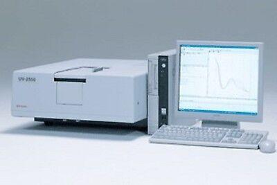 Shimadzu Double Monochromator Uv-2550pc Spectrophotometer