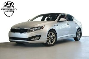 2012 Kia Optima A/C CUIR CAMERA TOIT PANORAMIQUE