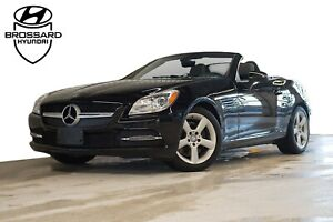 2015 Mercedes-Benz SLK-Class SLK250 CONVERTIBLE AUTOMATIQUE