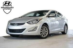 2015 Hyundai Elantra TOIT OUVRANT BLUETOOTH