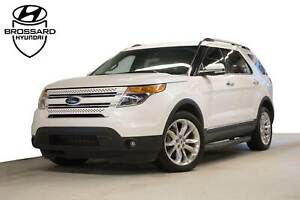 2014 Ford Explorer Limited CUIR TOIT NAV