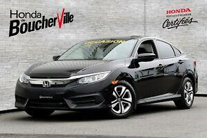 2016 Honda Civic LX  Couleur Cerise, Rare sur le marché