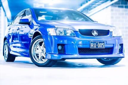 2008 Holden Commodore Sedan SS V8 Manual **LOW KMS**