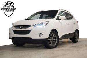 2014 Hyundai Tucson GLS AWD GARANTIE 7 ANS 140 000 KM.