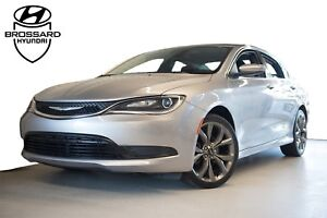 2016 Chrysler 200 LX A/C BLUETOOTH RÉGULATEUR DE VITESSE