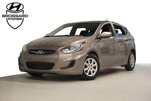 2013 Hyundai Accent GL A/C SIÈGES CHAUFFANTS