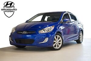 2013 Hyundai Accent GLS TOIT OUVRANT MAGS BLUETOOTH