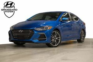 2017 Hyundai Elantra SPORT TURBO CUIR TOIT