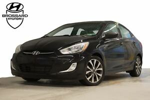 2015 Hyundai Accent SE A/C TOIT OUVRANT BLUETOOTH MAGS