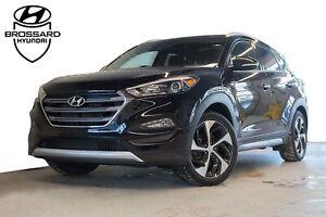 2016 Hyundai Tucson Premium 1.6T AWD CAMERA DE RECUL SIÈGES CHAU