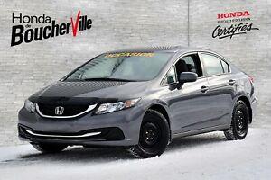 2015 Honda Civic EX Retour de location Bien équipé et Cértifié
