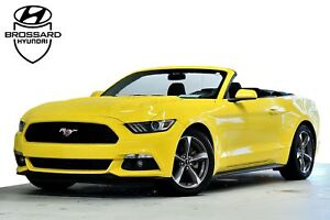2015 Ford Mustang V6 AUTOMATIQUE CONVERTIBLE
