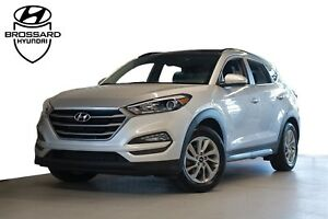 2016 Hyundai Tucson Luxury AWD CUIR TOIT GPS ANGLES MORTS