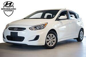 2016 Hyundai Accent GL BLUETOOTH SIÈGES CHAUFFANTS