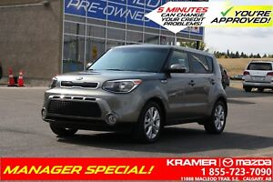 2016 Kia Soul EX w/Bluetooth & Heated Seats