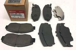 Genuine Honda OEM - Civic / Insight Front Brake Pads - 45022-SNE-A51