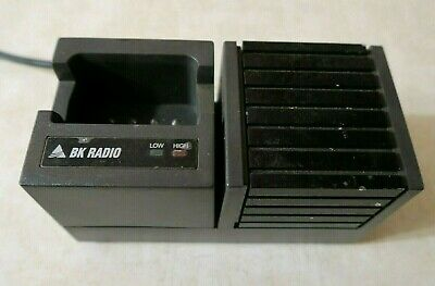 Bk Laa 0325 Bendix King Radio Battery Rapid Charger 12v