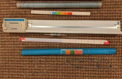 Brother Knitleader Knit Leader KL-111 for Knitting Machine READ DESC! FAST SHIP!