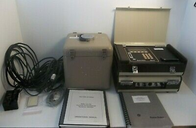 2 Reuter-stokes Rss-112 Pressurized Ion Chambers W Environmental Monitor