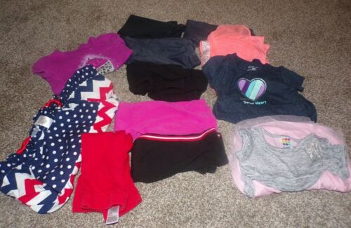Baby Girls Mixed Lot Clothes 24 Months Summer/spring