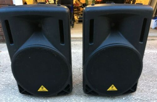 Behringer B215XL 1000-Watt 2-Way PA Speaker System (Pair)