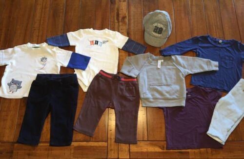 Lot 9 Baby Boy 3-6 Mo, Winter Gymboree,babygap, Carters, Everafter Pants,shirts