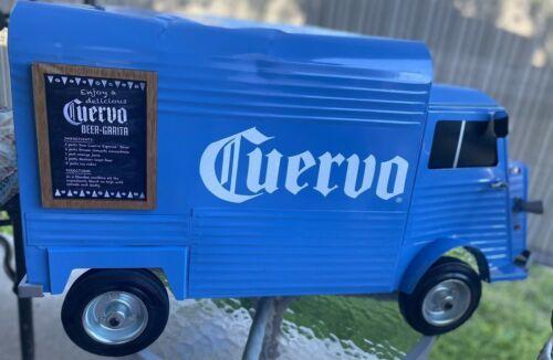Authentic Jose Cuervo Food Truck Pole Topper Display Bar Mancave Den Sign Beer