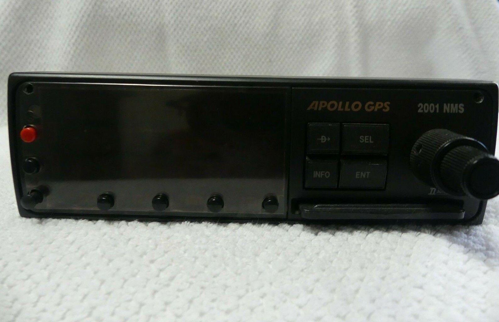 Apollo GPS 2001 NMS
