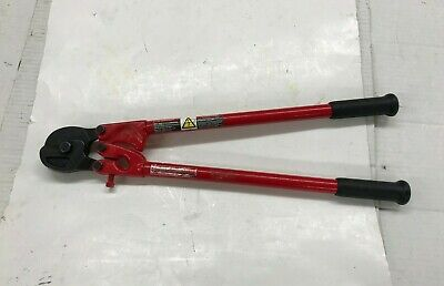 H.k. Porter 1 Tn Right Jaw 38 Wire Rope And Cable Cutter 22