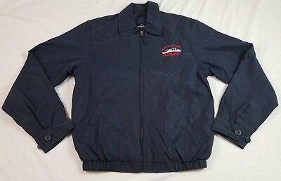 Nylon Merchant Marine (S.S. LANE VICTORY Mens Jacket San Pedro California US MERCHANT MARINE SMALL S  )