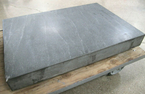 """36"""" x 24"""" GRANITE SURFACE PLATE - Inspection Plate"""