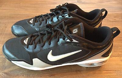 cheaper 2729d 29336 Size 16 Men s Nike Shox Fuze 2 Baseball Cleats 375764-012