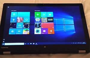 15.6inch Toshiba 2-1 laptop still under warranty Pacific Pines Gold Coast City Preview