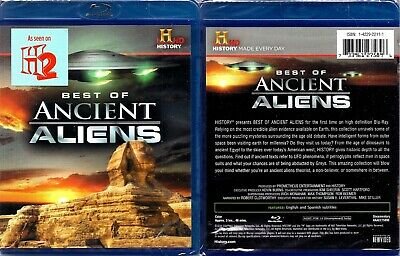 Best of Ancient Aliens (Blu-ray 2012) History