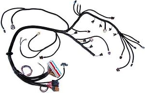 Ls3 Engine Diagram in addition Edelbrock Wire Harness as well 180833093937 moreover Ford 7 Way Wiring Diagram moreover 06 13 Gen Iv Ls2ls3 W 4l60e Standalone Wiring Harness Dbc. on lsx wiring harness