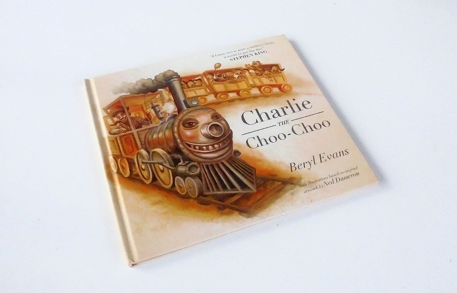 Charlie the Choo-Choo: From The World Of The Dark Tower by Stephen King (2016)