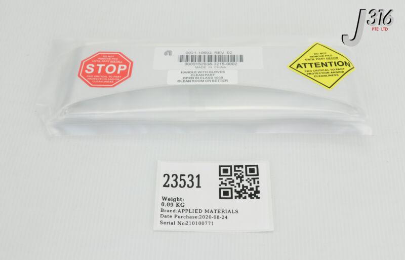 23531 Applied Materials Insert, Slit Valve (new) 0021-10693