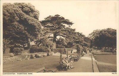 Northampton thorntons park