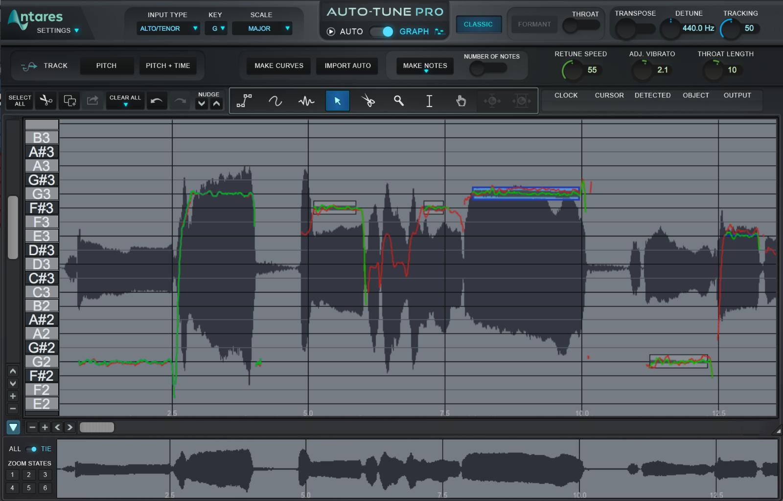 Antares Auto-Tune Vocal Studio Pro w Avox 4 Plugin Bundle - Download