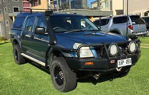 2003 RA 3L Turbo Diesel Holden Rodeo Goolwa Alexandrina Area Preview