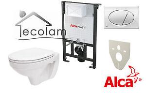 wc vorwandelement 100 wand toilette wandh ngend unterputz sp lkasten tiefsp ler ebay. Black Bedroom Furniture Sets. Home Design Ideas