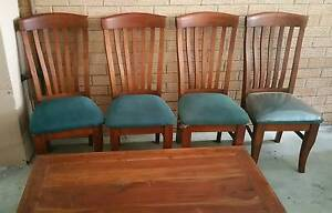 Custom Made SOLID WOOD Dining Chairs Milton Brisbane North West Preview
