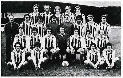 GRIMSBY TOWN FOOTBALL TEAM PHOTO 1978-79 SEASON