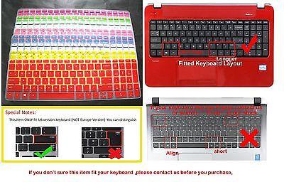 Keyboard Skin Cover for HP ENVY 17-j020us 17t-j000 15-j050us Quad Edition laptop