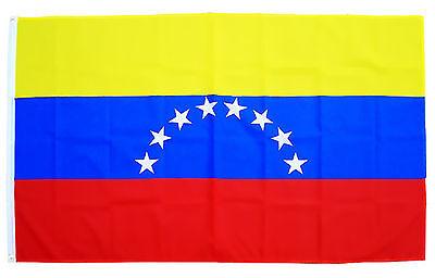 Fahne Venezuela 90 x 150 cm Flagge Venezuela Nationalflagge